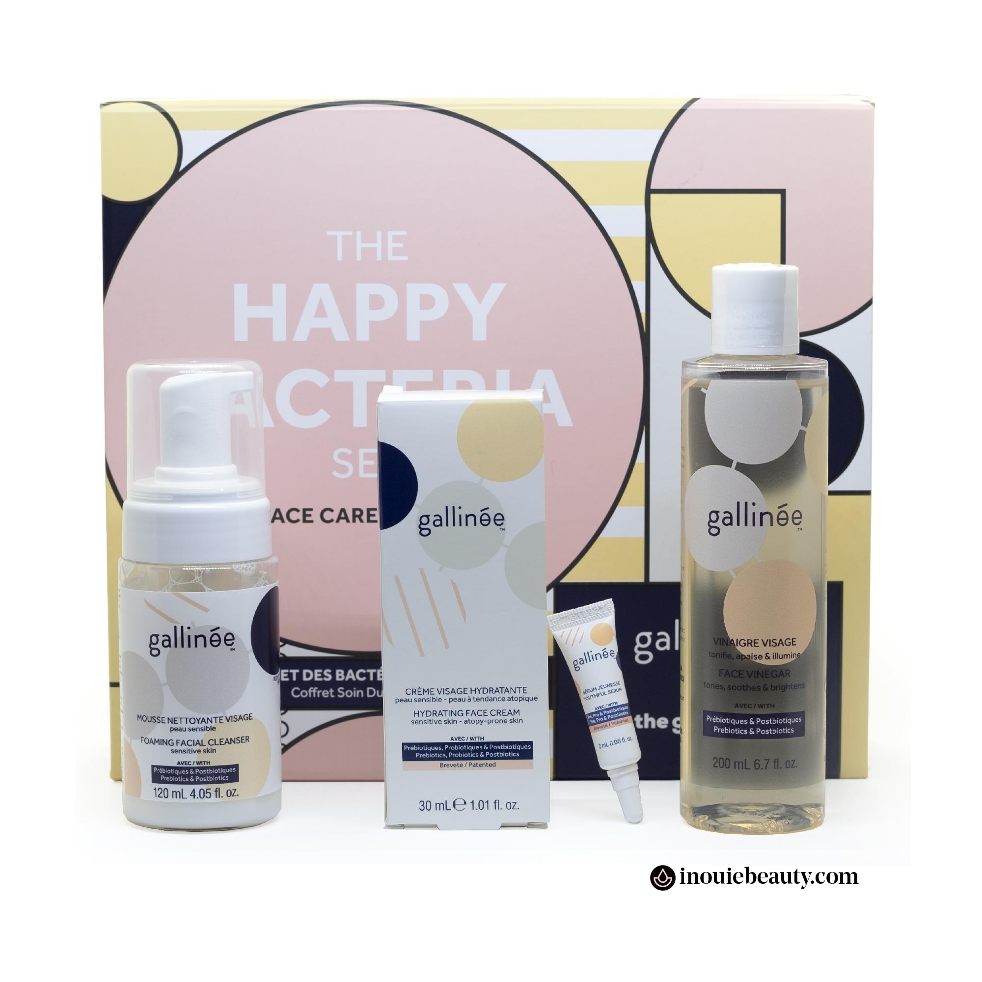 Gallinée The Happy Bacteria Set