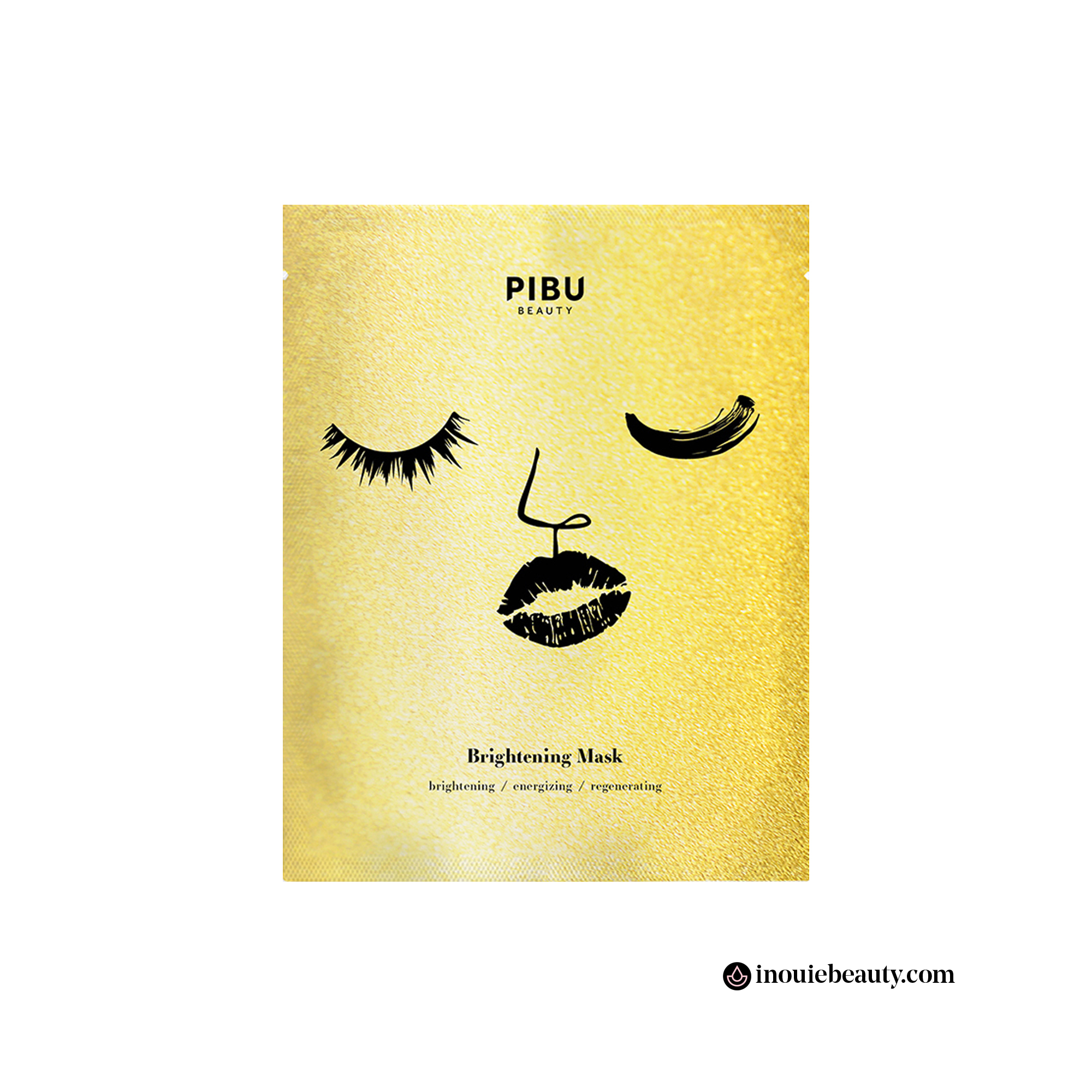 Pibu Beauty Brightening Mask