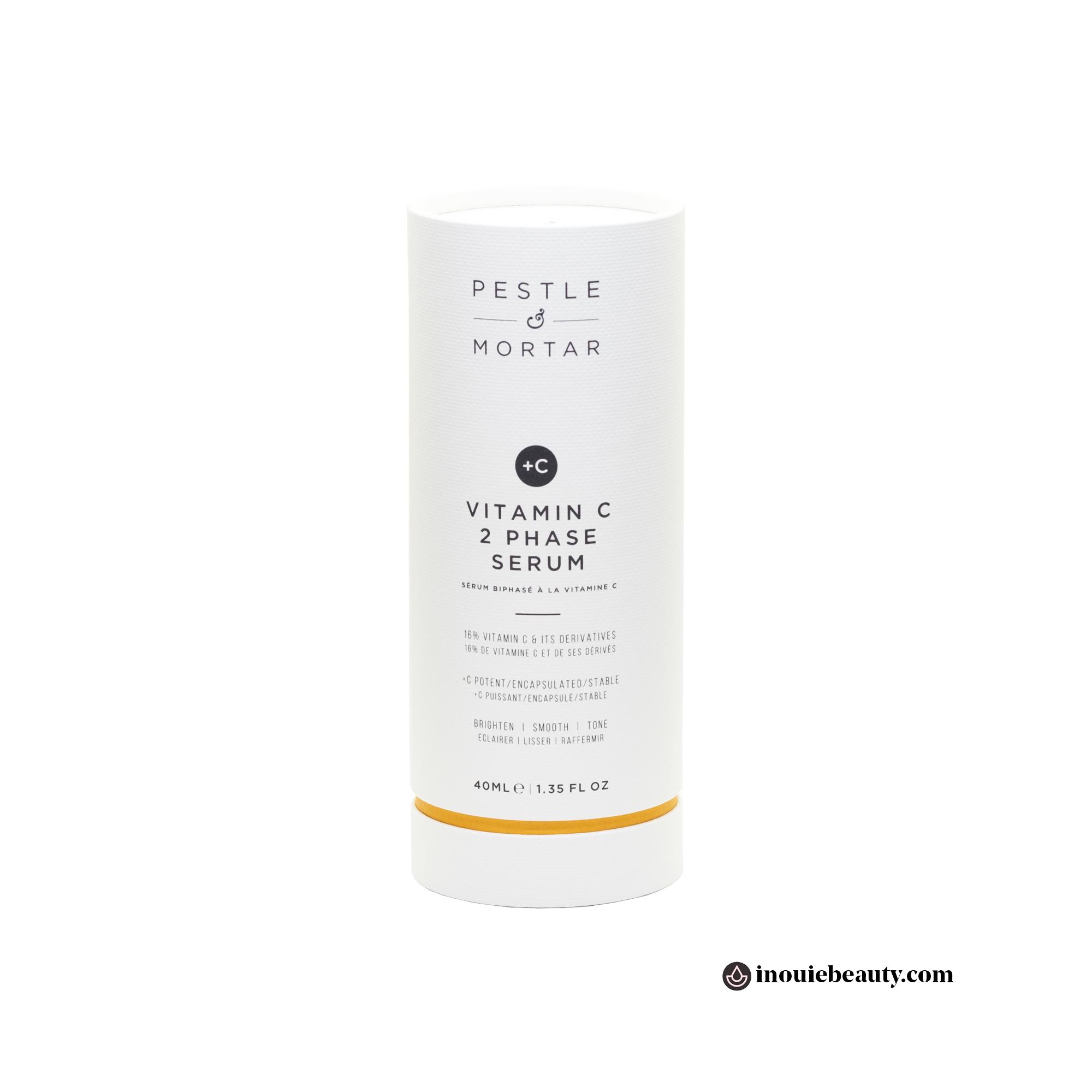 Pestle & Mortar Vitamin C 2 Phase Serum