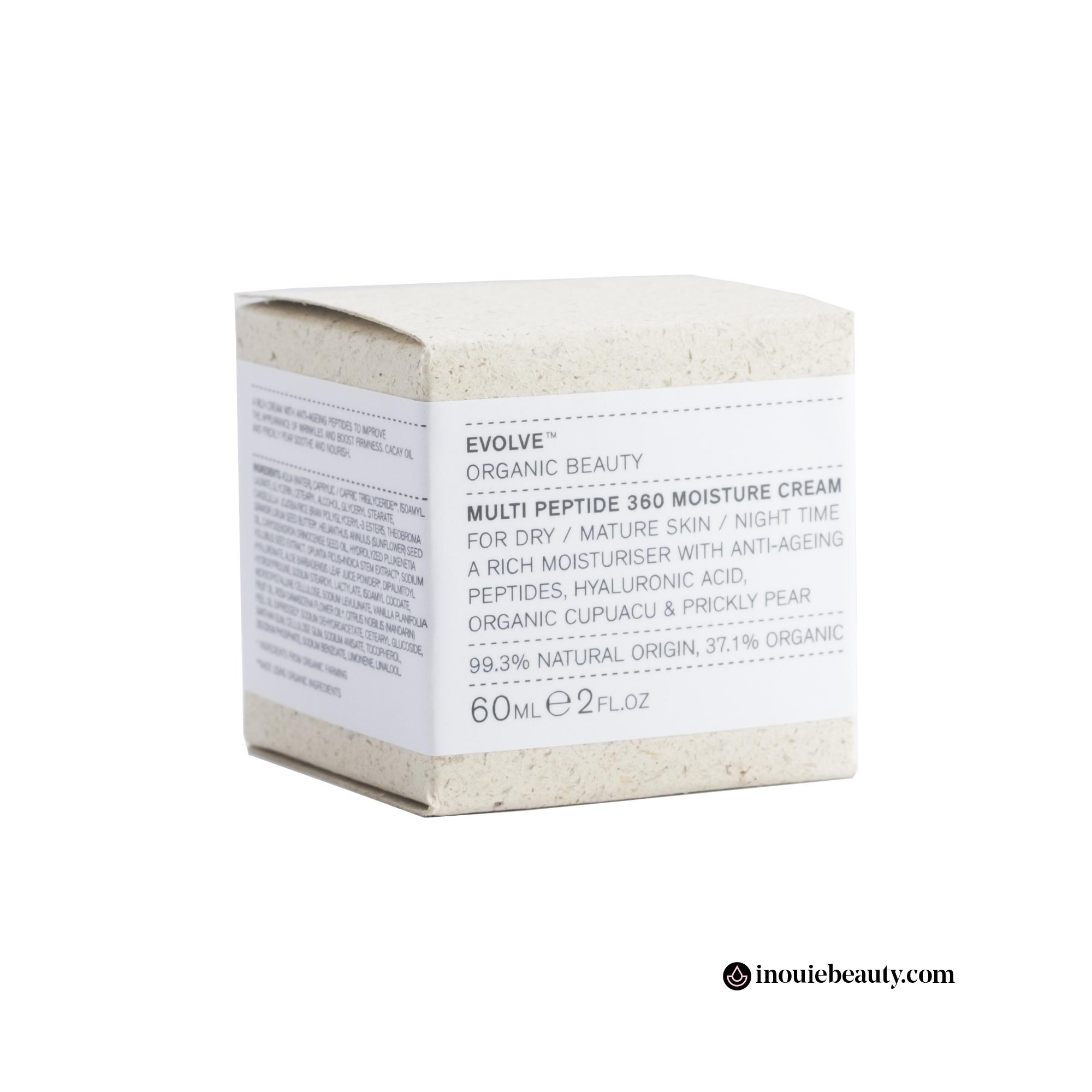 Evolve Multi Peptide 360 Moisture Cream