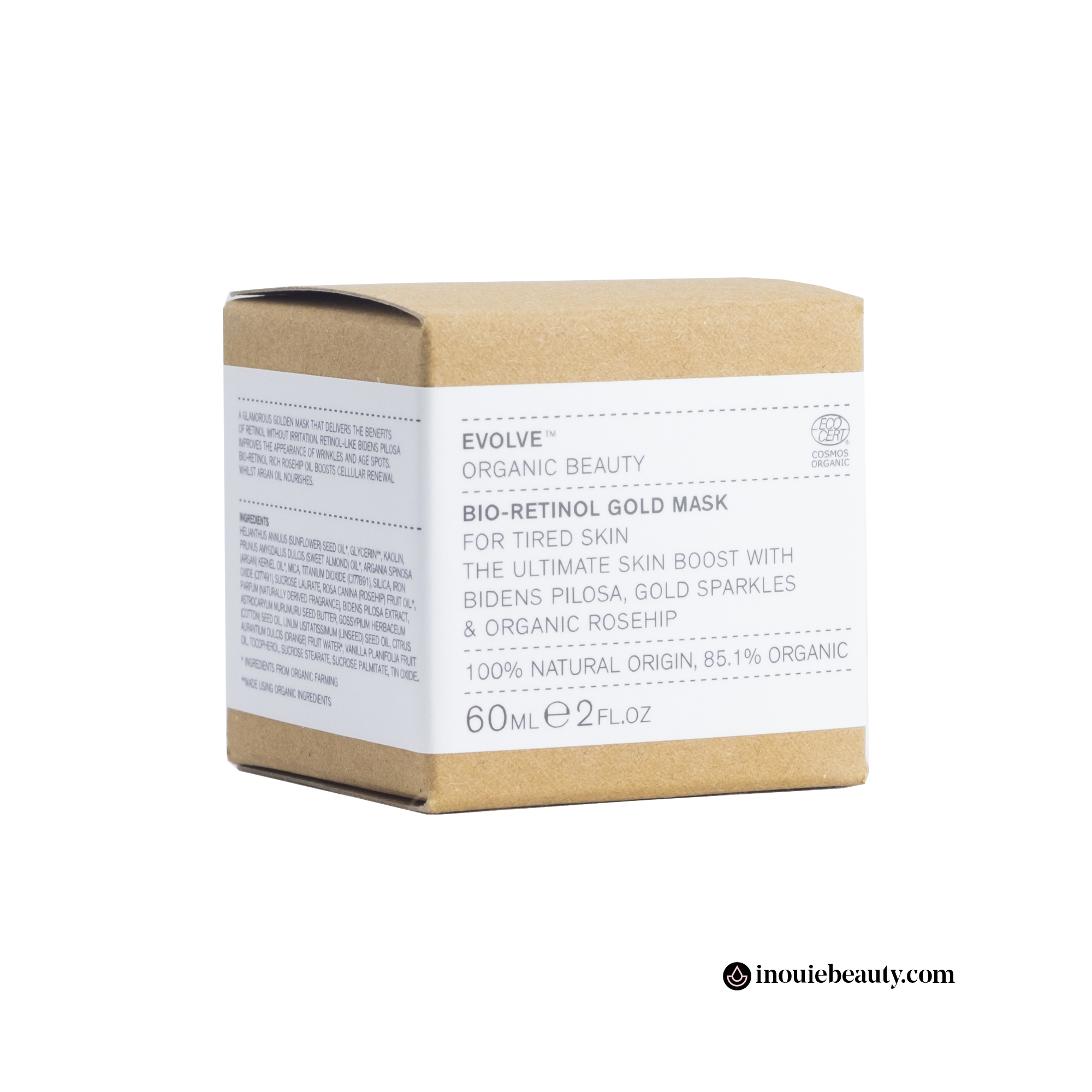 Evolve Bio Retinol Gold Mask