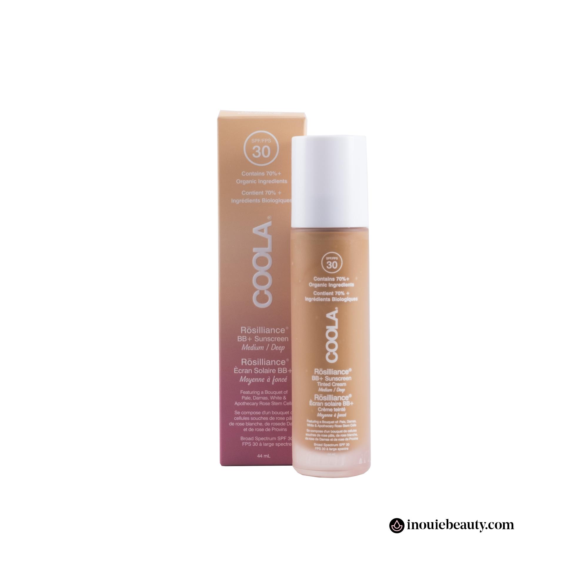 Coola Mineral Face SPF 30 Rosilliance BB+ Cream - Medium/Deep