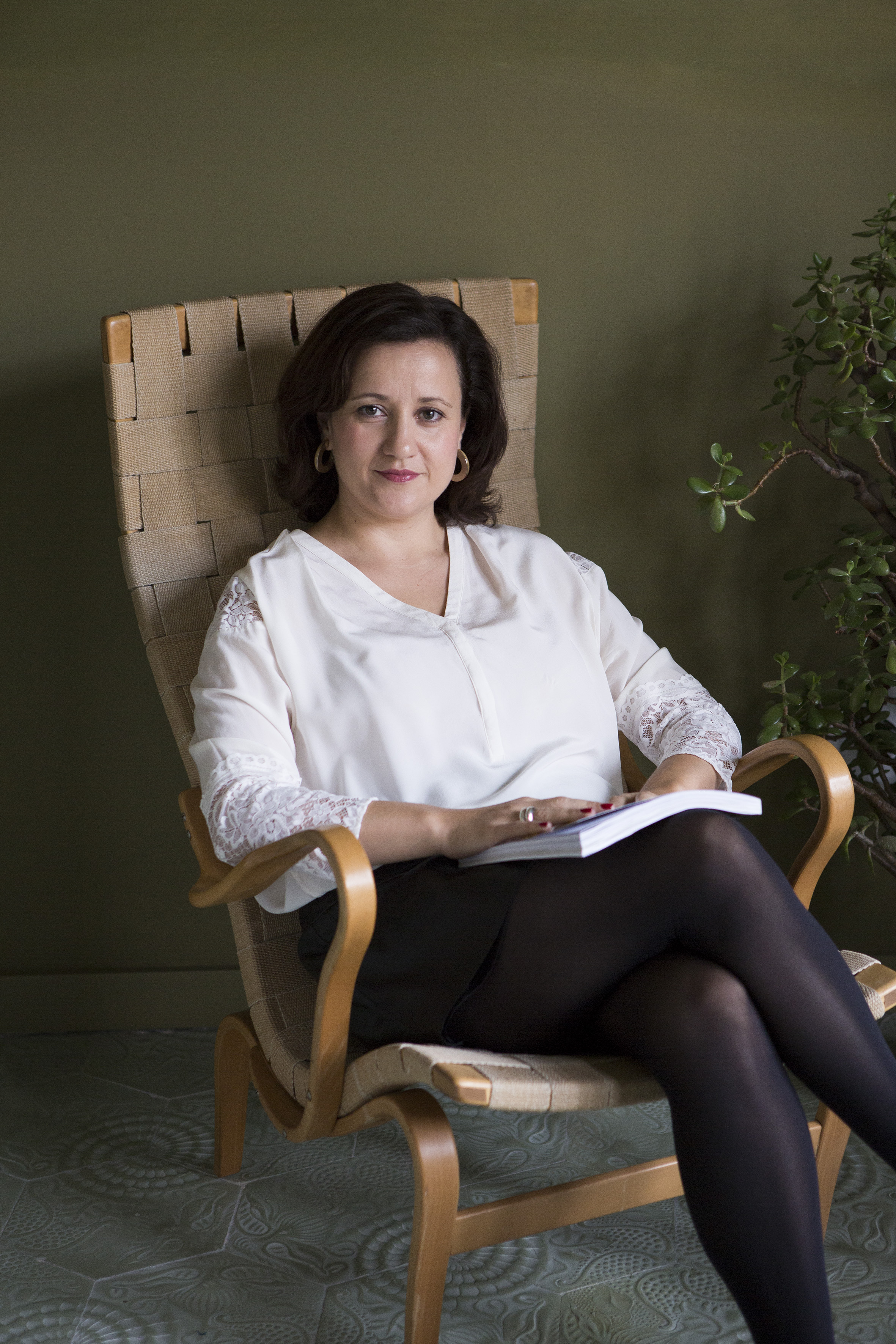 Alexandra Nodes - A fundadora da Alex Carro