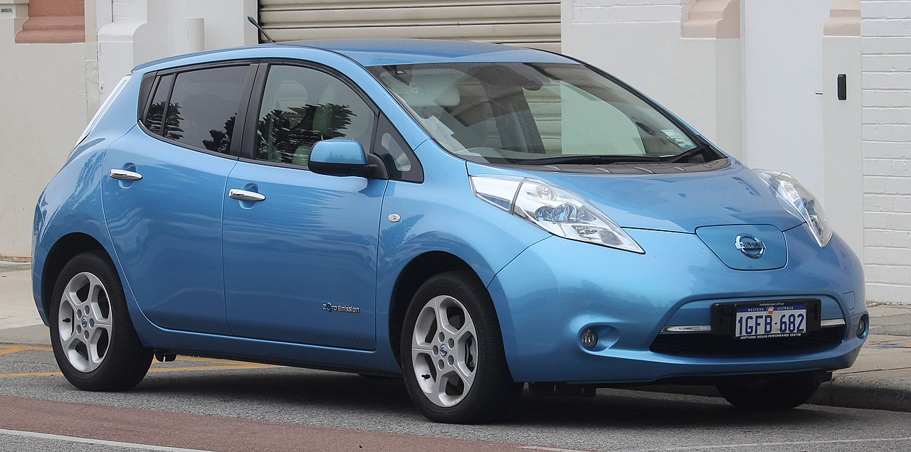 Manual De Taller Nissan Leaf  2010