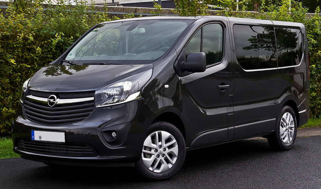 Manual De Despiece Opel Vivaro  2014