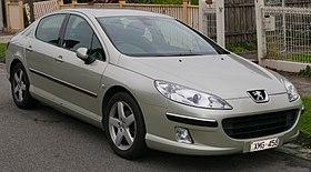 Manual De Taller Peugeot 407 (2004-2010) Ingles