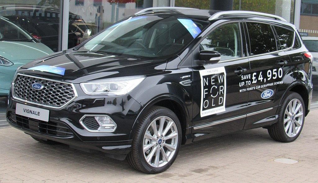 Manual De Usuario Ford Kuga (2013-2019) Español