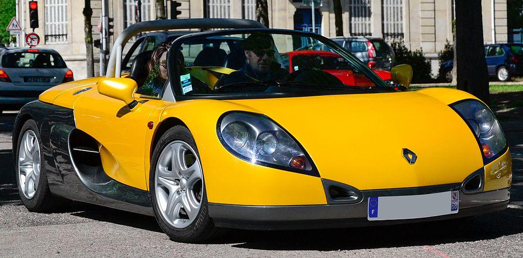 Manual De Despiece Renault Spider  1996