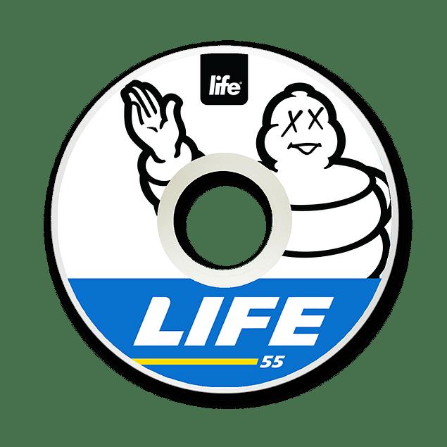 Ruedas Life - Michellin 55mm