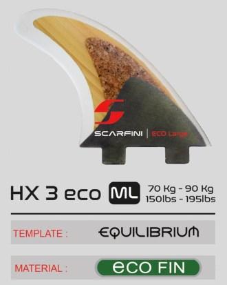 SCARFINI ECO FINS L