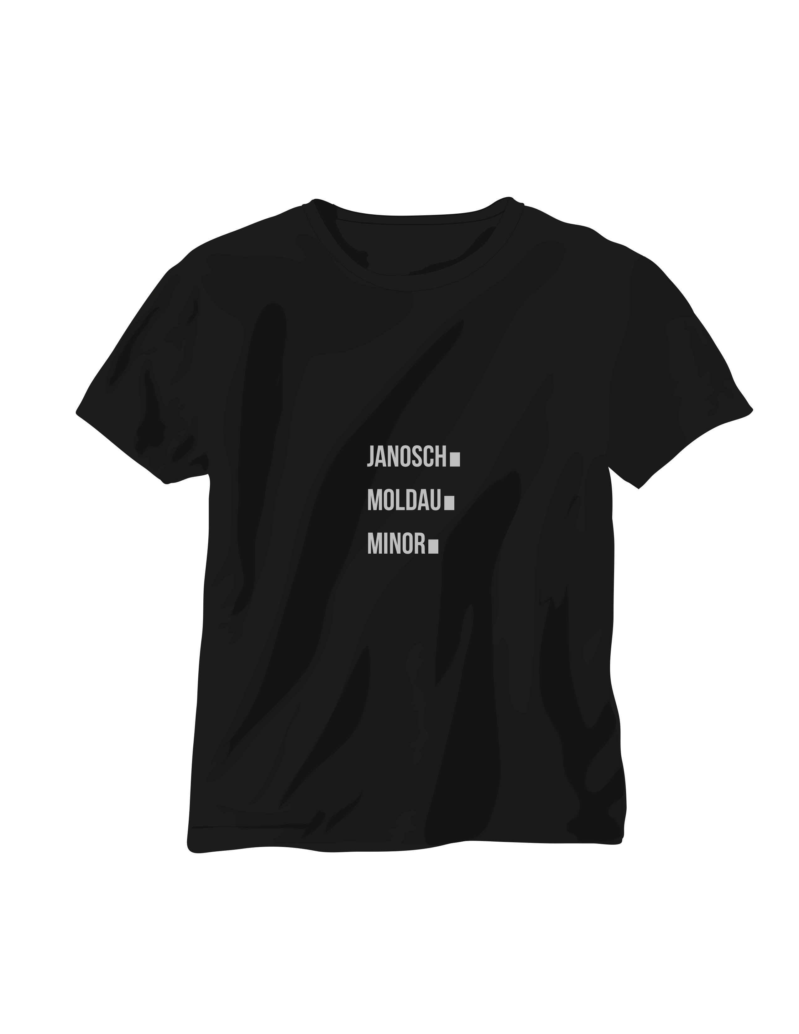 janosch moldau minor t-shirt