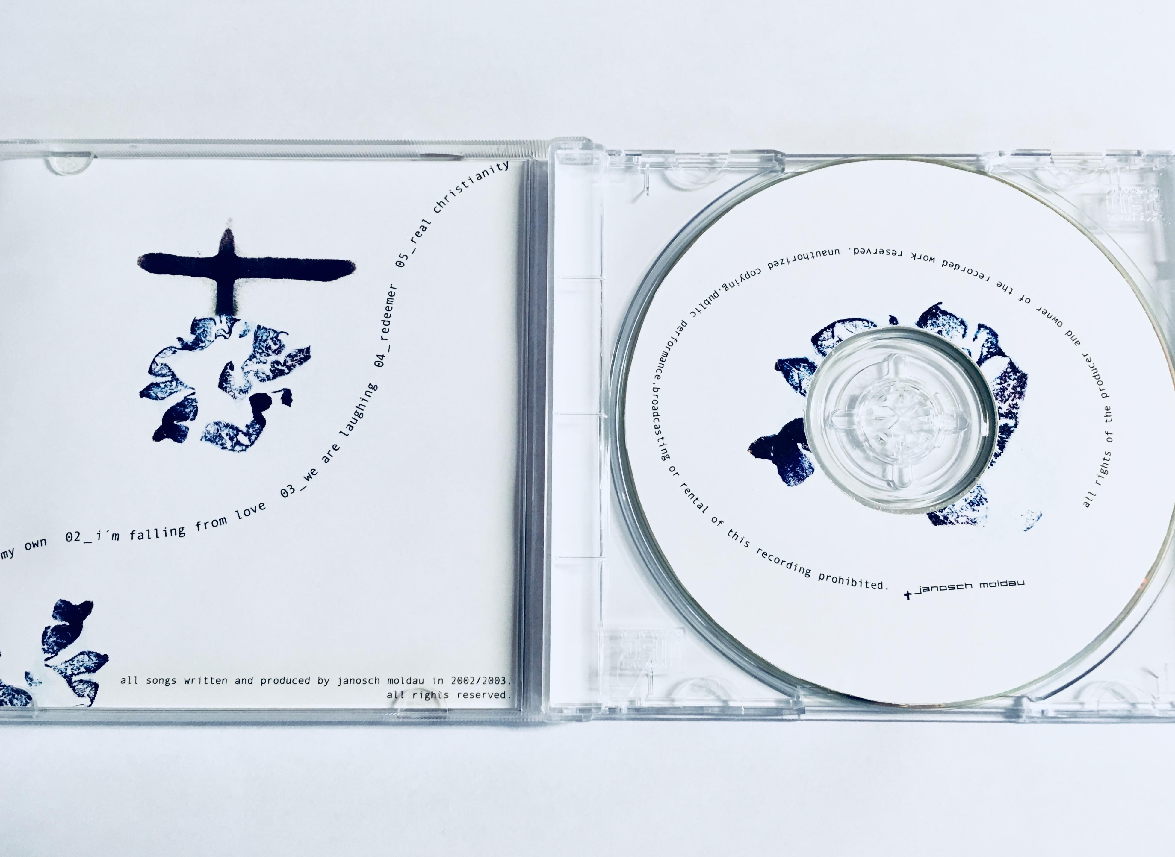 janosch moldau 1st promo cd