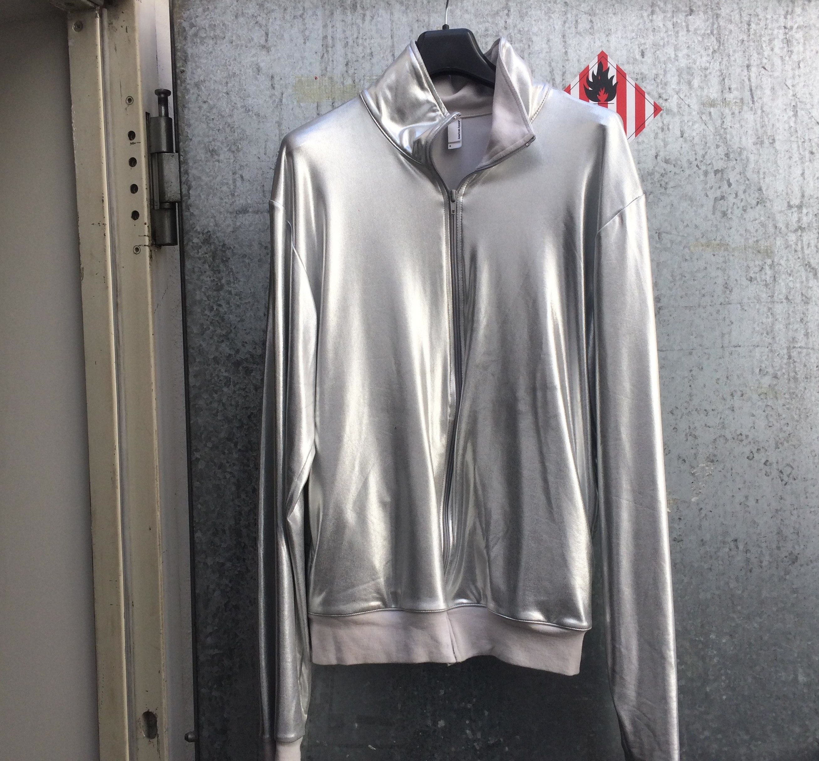janosch moldau stage apparel silver sparkle