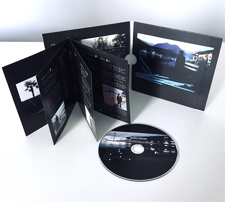 janosch moldau host (album cd)