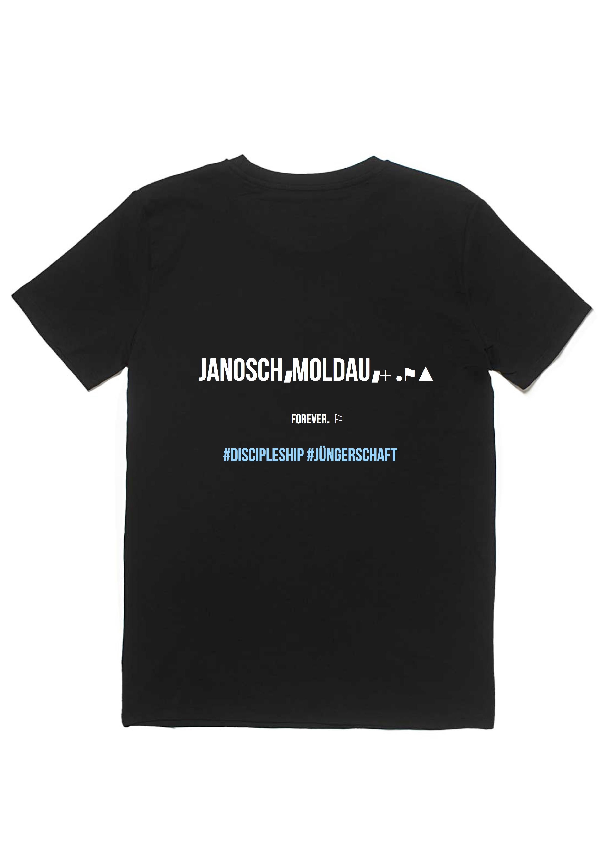 jm discipleship tshirt (special fanclub edition)