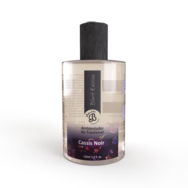 Spray Ambiente Black Ed Cassis Noir 100 ml