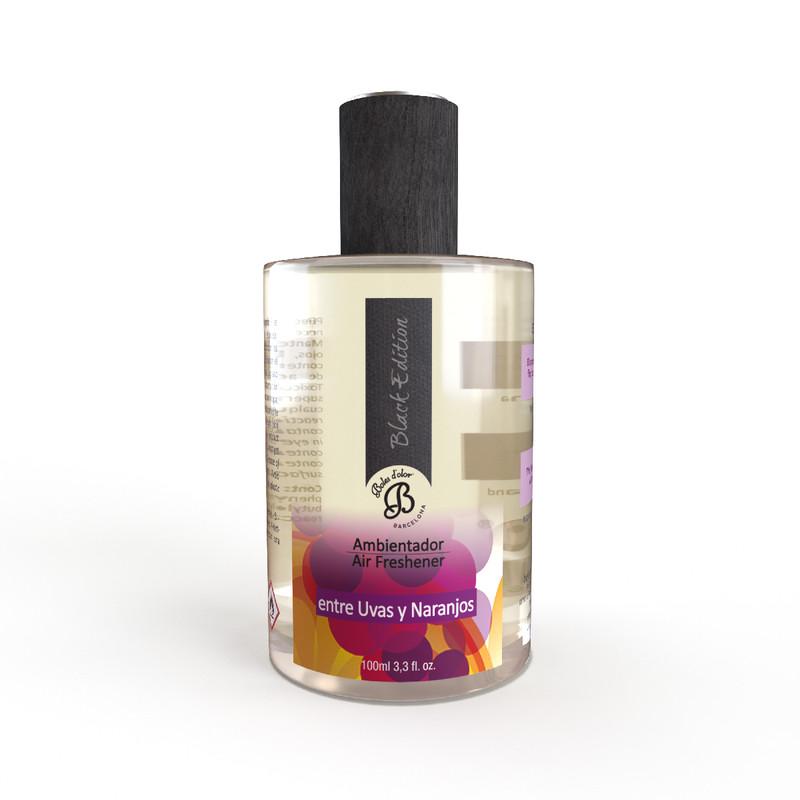 Spray Ambiente Black Ed Entre Uvas y Naranjos 100 ml