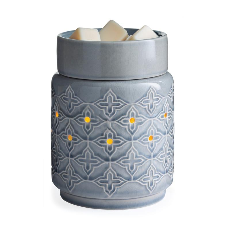 Lámpara y Calentador de Cera Aromática Jasmine
