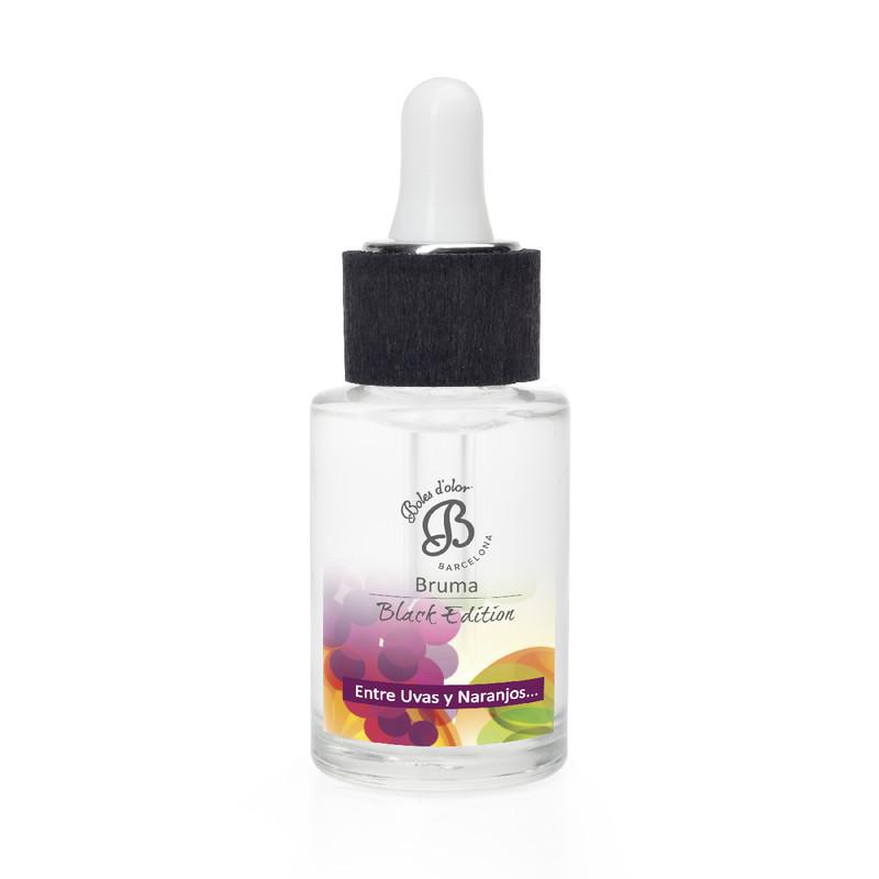 Bruma Hidrosoluble Black Ed Entre Uvas y Naranjos 30 ml