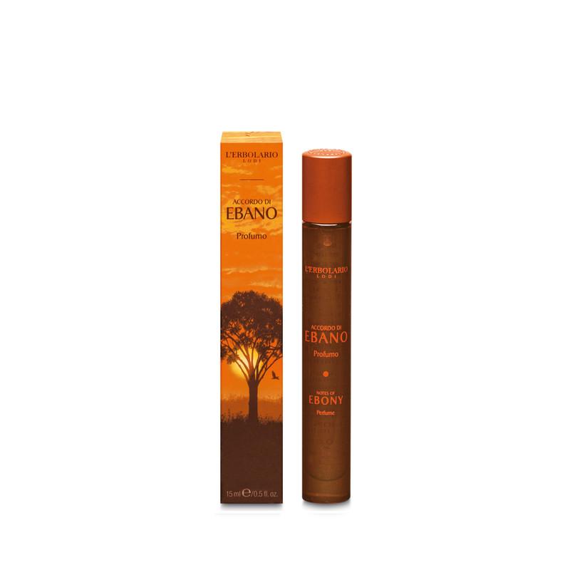 Perfume Notas de Ebano 15 ml