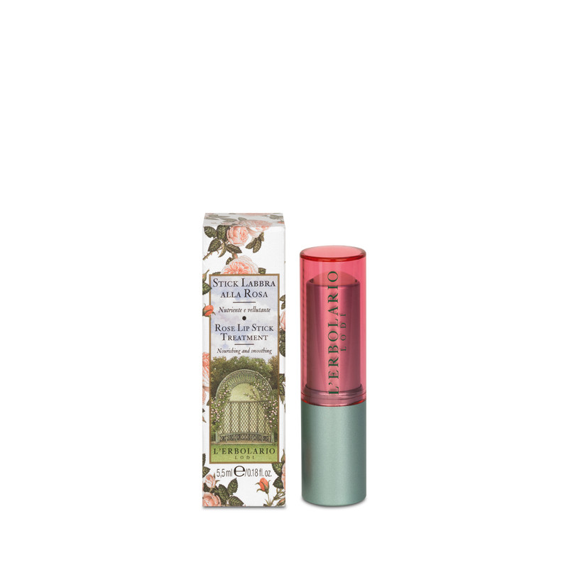 Labial Rosa Nutritivo y Suavizante 5,5 ml