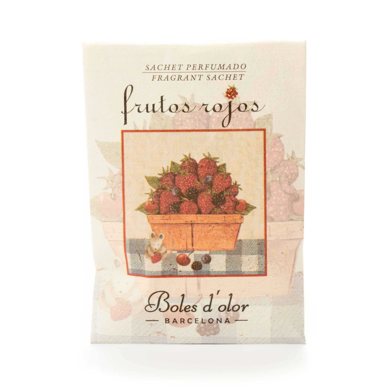 Mini Sachet Frutos Rojos 20 ml
