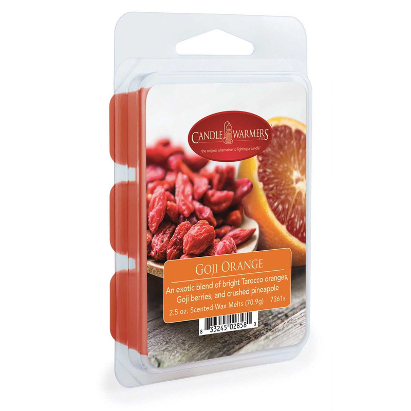 Cera Aromática Goji Orange 70.9 g