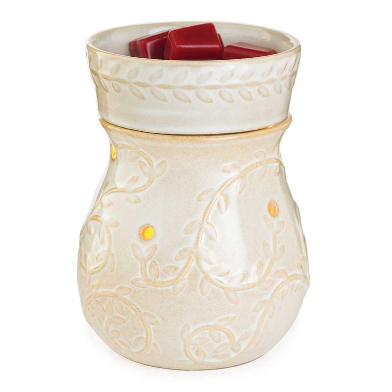 Lámpara y Calentador de Cera Aromática Chai