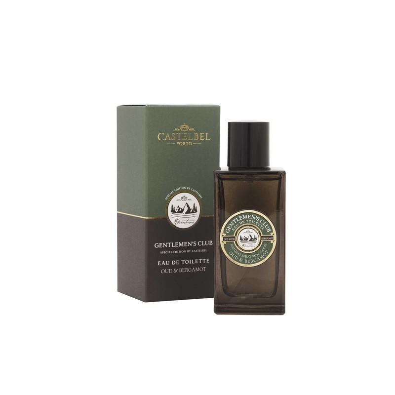 Eau de Toilette Gentlemen's Oud & Bergamot 100 ml