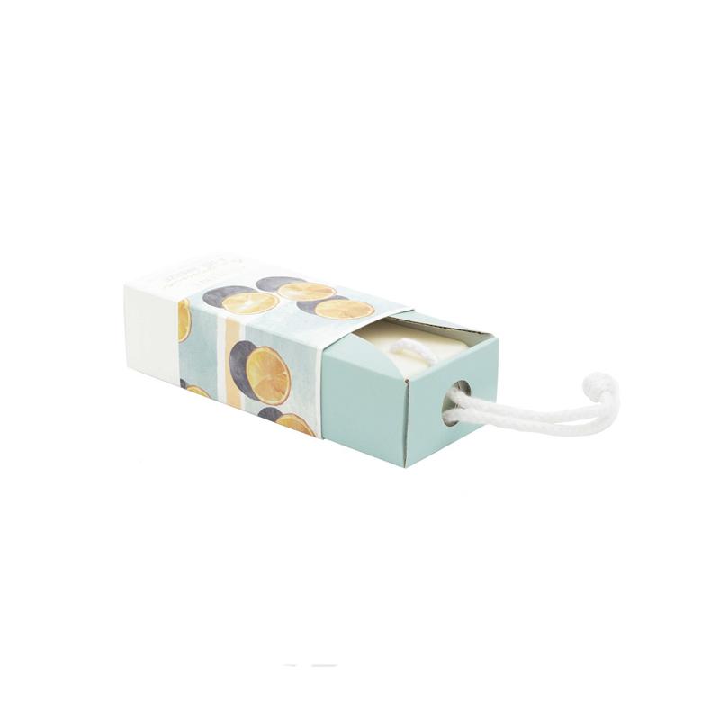 Jabón Barra Caja/Cuerda Tangerine & Sea Breeze 150 g