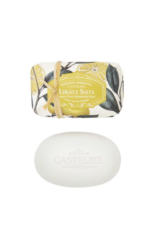 Jabón Barra Lemon & Sage 150 g