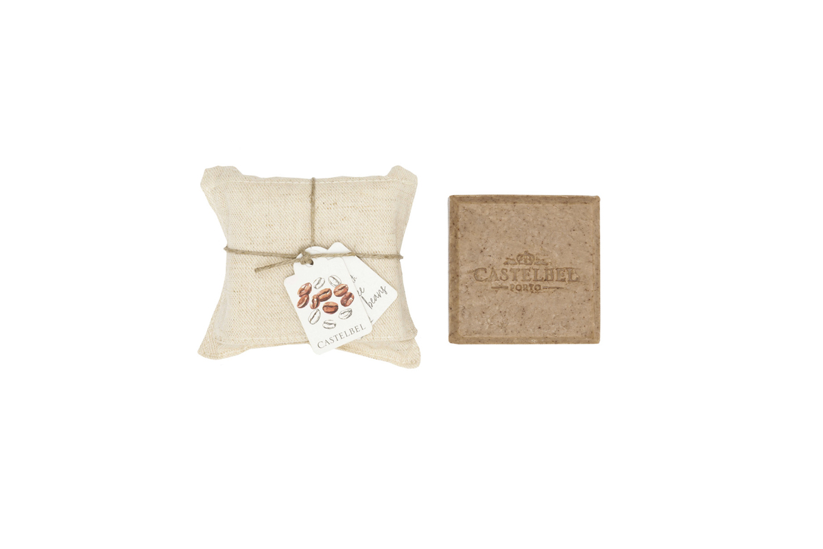 Jabón Barra Linen Coffee 150 g