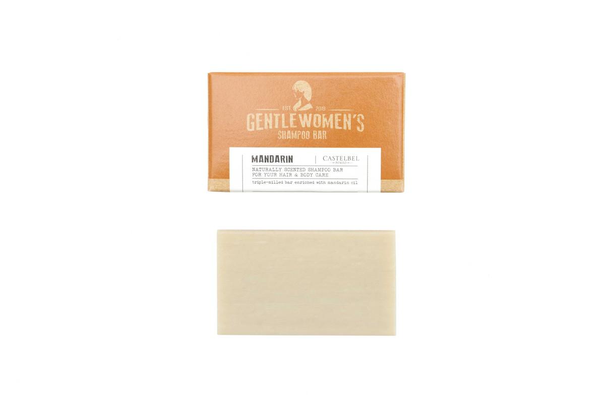 Mini Shampoo en Barra Gentlewomen's Mandarin 35 g