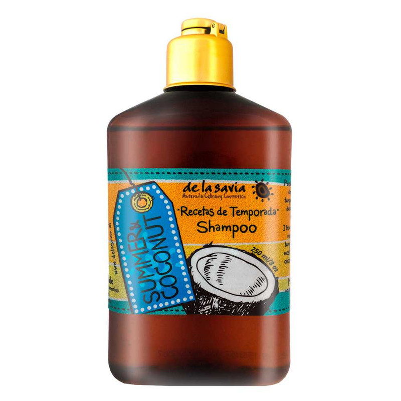 Shampoo Summer Coconut 250 ml