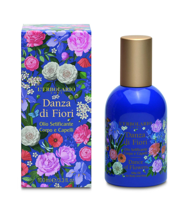 Aceite Capilar y Corporal Dance of Flowers 100 ml