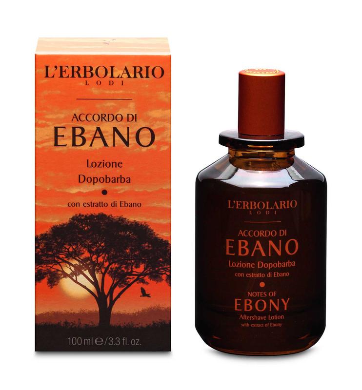After Shave Notas de Ebano 100 ml