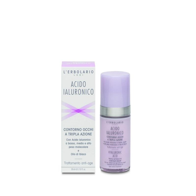 Contorno Ojos Acido Hialurónico 30 ml