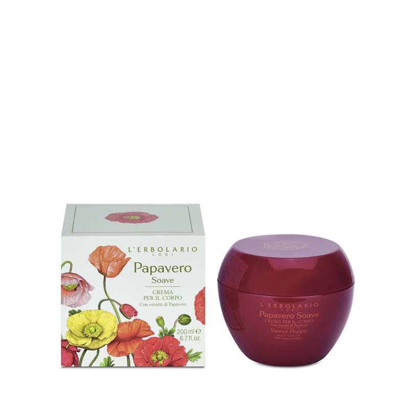 Crema Cuerpo Papavero 200 ml