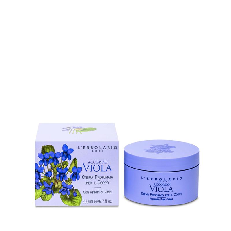 Crema Cuerpo Viola 200 ml