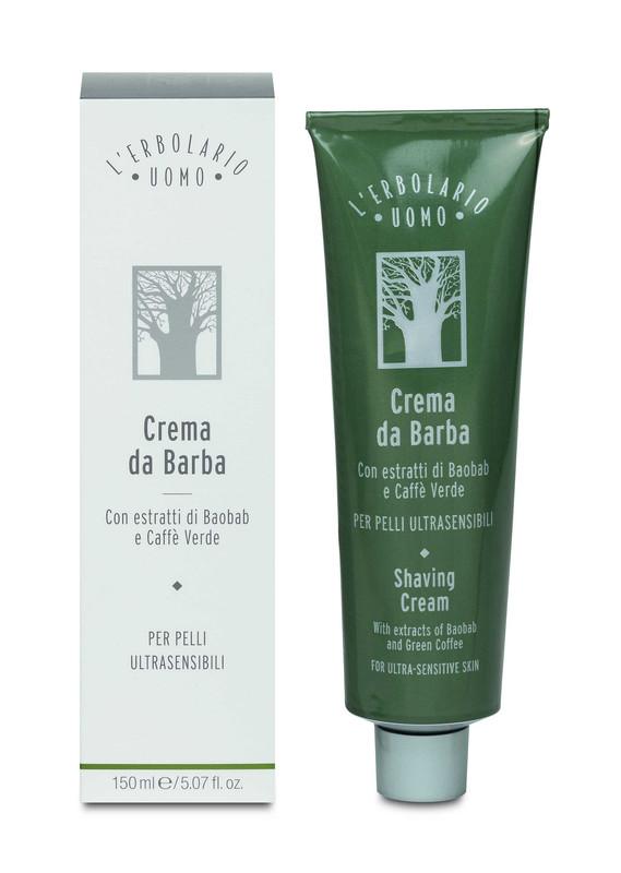 Crema de Afeitar Uomo 150 ml
