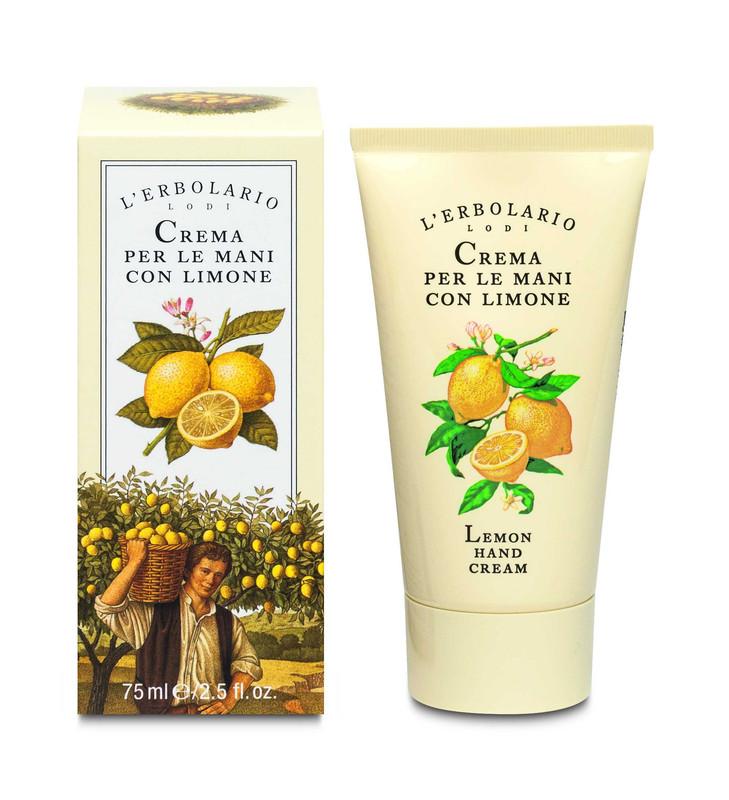 Crema Manos Limón 75 ml