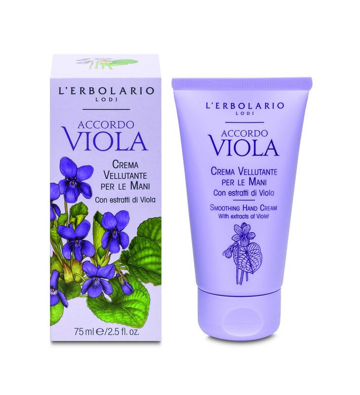 Crema Manos Viola 75 ml