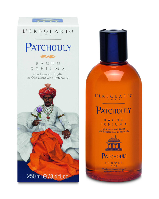 Gel Ducha y Baño Patchouly 250 ml