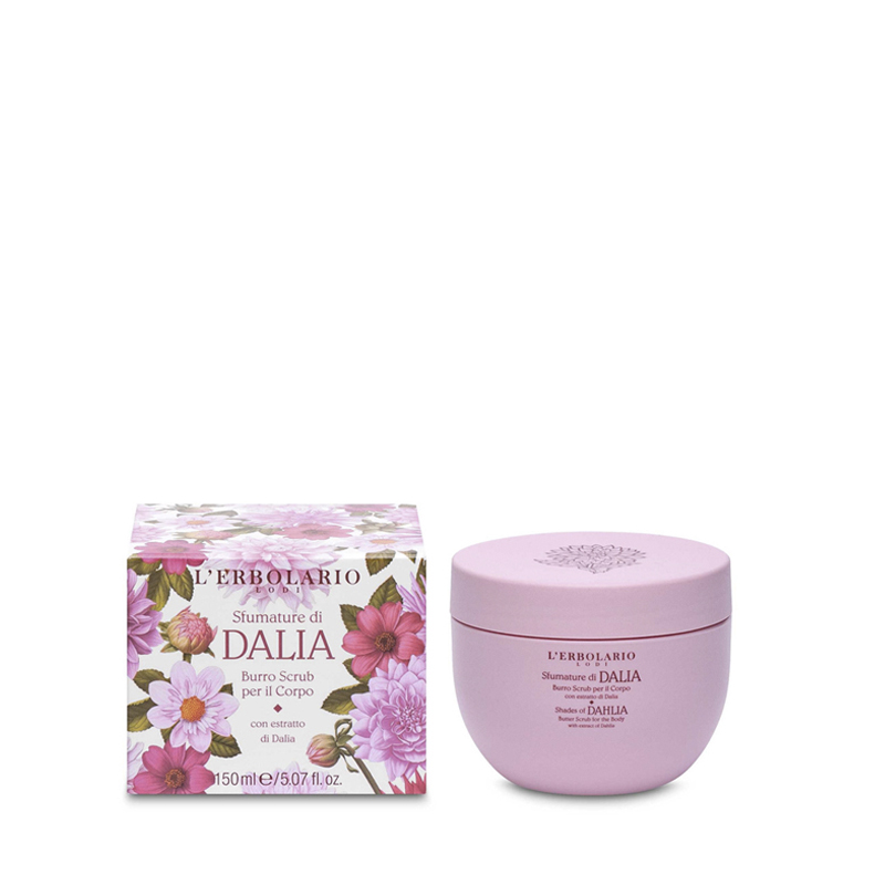 Exfoliante Cuerpo Shades of Dahlia 150 ml