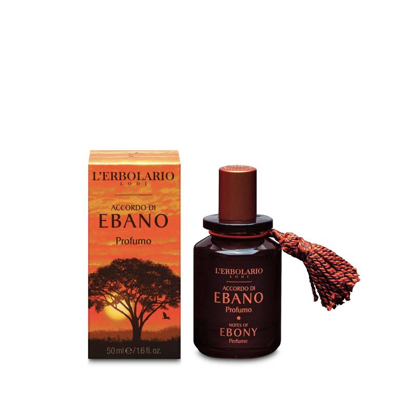 Perfume Notas de Ebano 50 ml