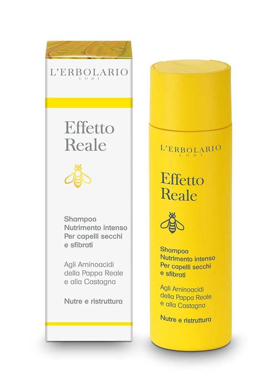 Shampoo Effetto Reale Pelo Seco y Dañado 200 ml