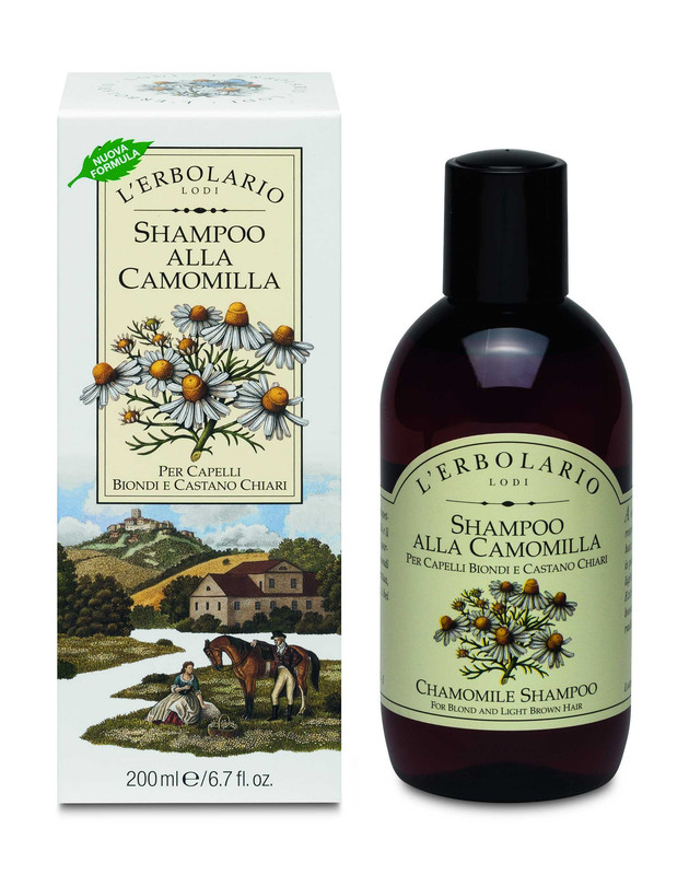 Shampoo Manzanilla Pelo Delicado 200 ml