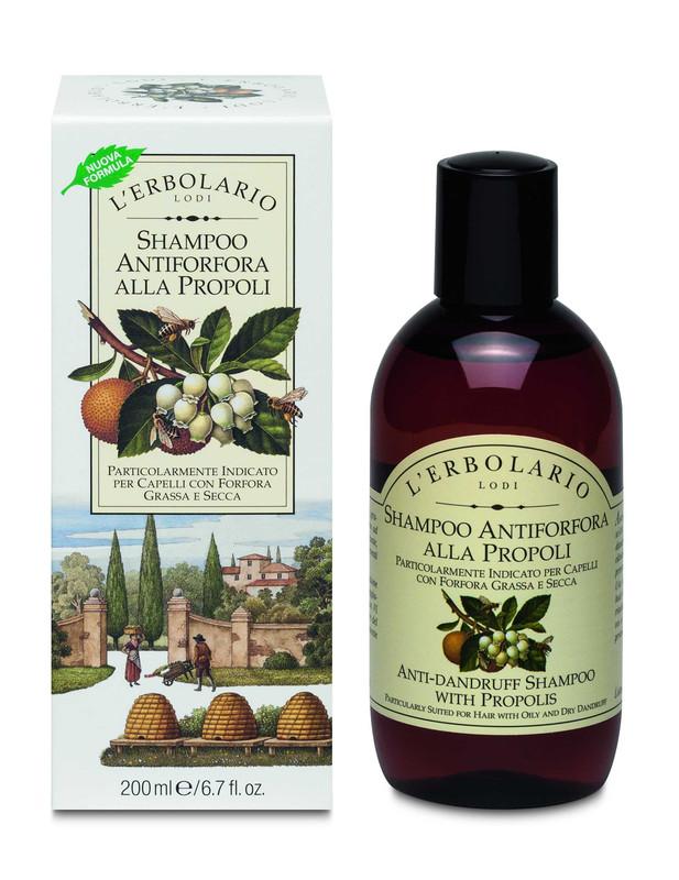 Shampoo Propóleo Anticaspa 200 ml