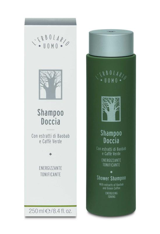 Shampoo Pelo y Cuerpo Uomo 250 ml