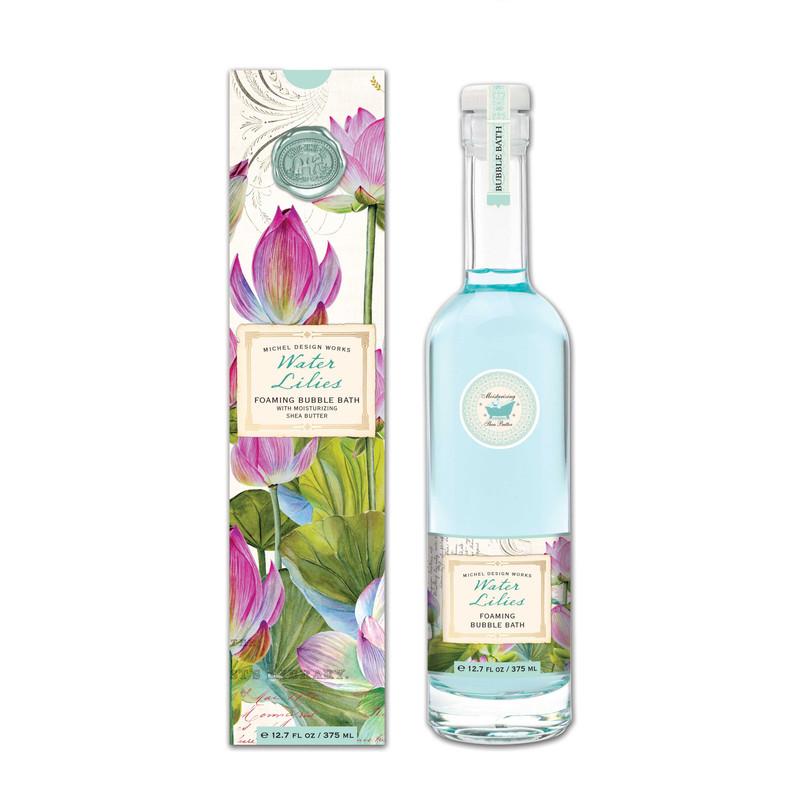 Espuma Baño Water Lilies 375 ml